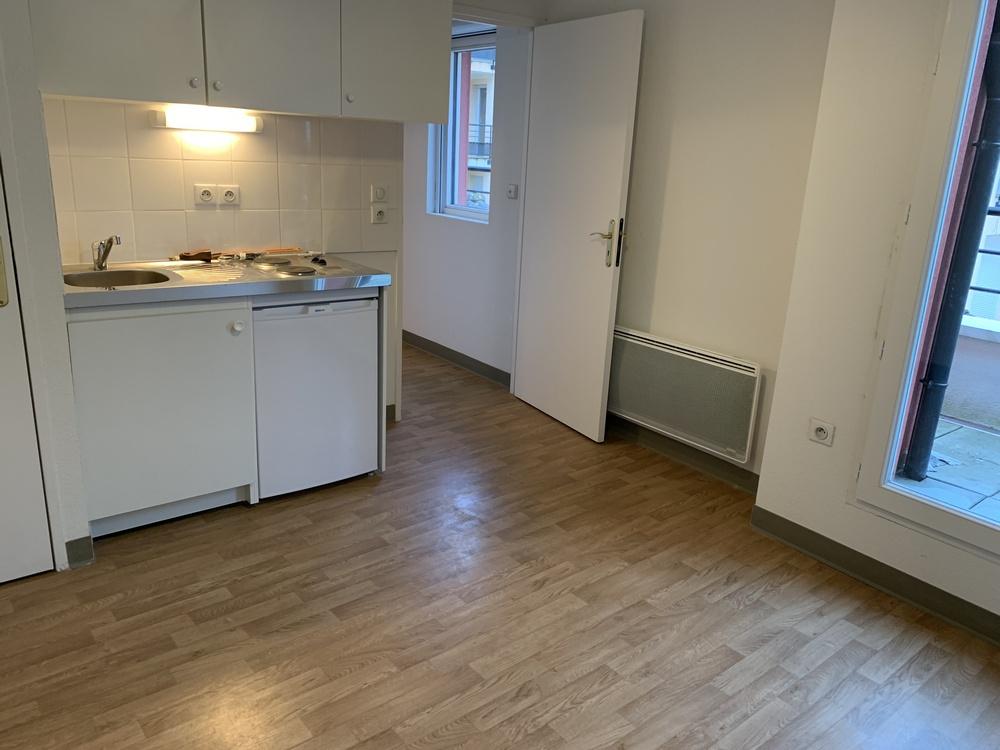 T2, rue Aigueperse, résidence inter-générationnelle, Limoges (réf 74)